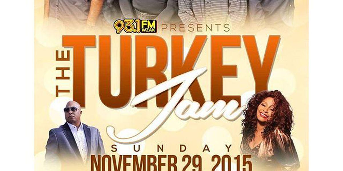 WZAK Turkey Jam canceled