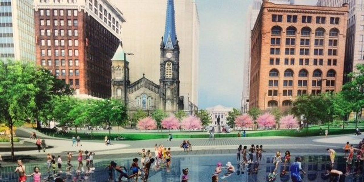 Public Square makeover begins next week