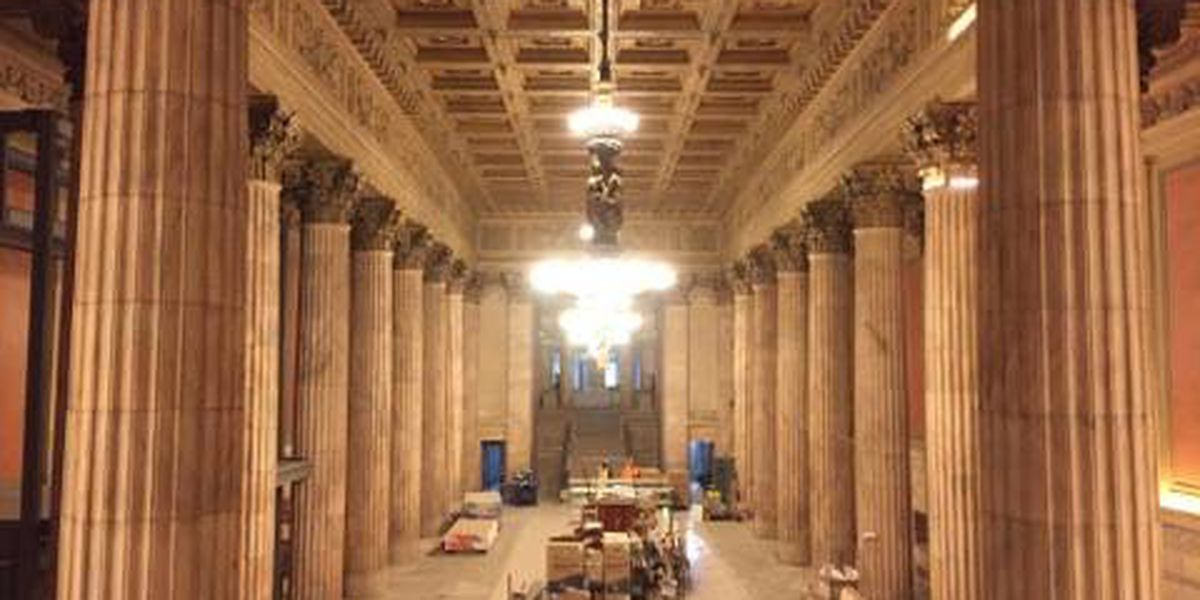 New Cleveland restaurant opening in August in Garfield Building: Marble Room and Raw Bar