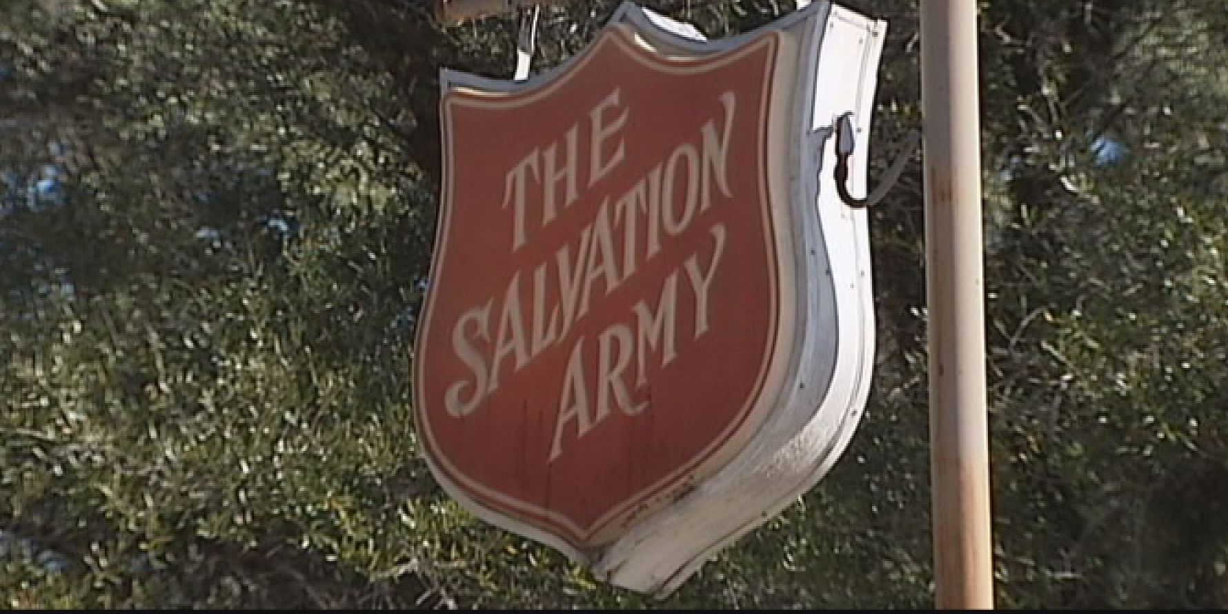 Free Produce Day held by Salvation Army