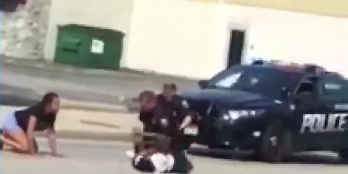 Euclid residents speak out against reinstated officer in viral beating video