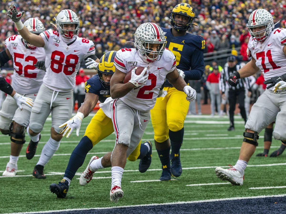 Ohio State football breaking tradition by taking on Michigan earlier in the season due to pandemic