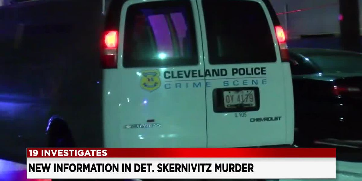 Cleveland Police release 911 calls from the night Det. James Skernivitz and 2nd man were murdered