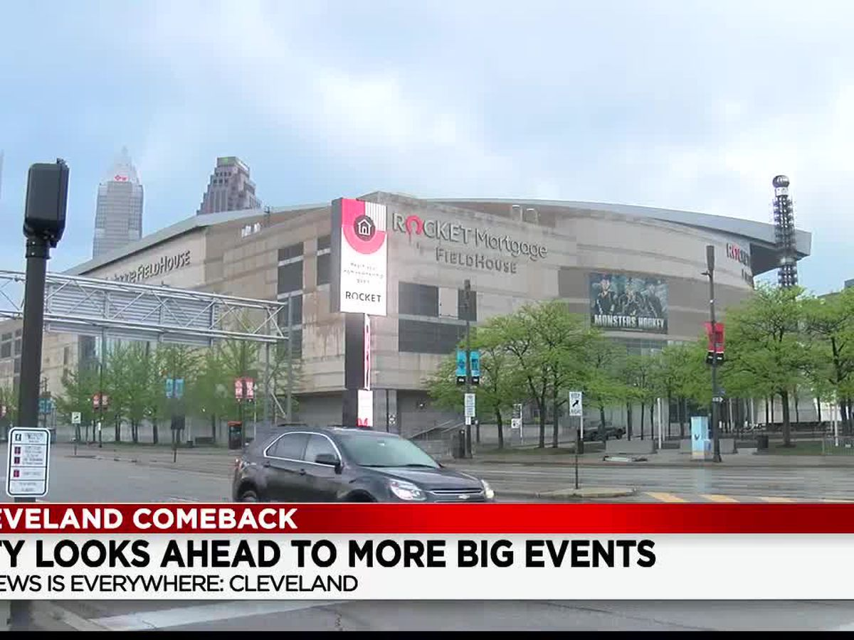 Following NFL Draft success, Cleveland starts to prepare for 2022 NBA All Star Game