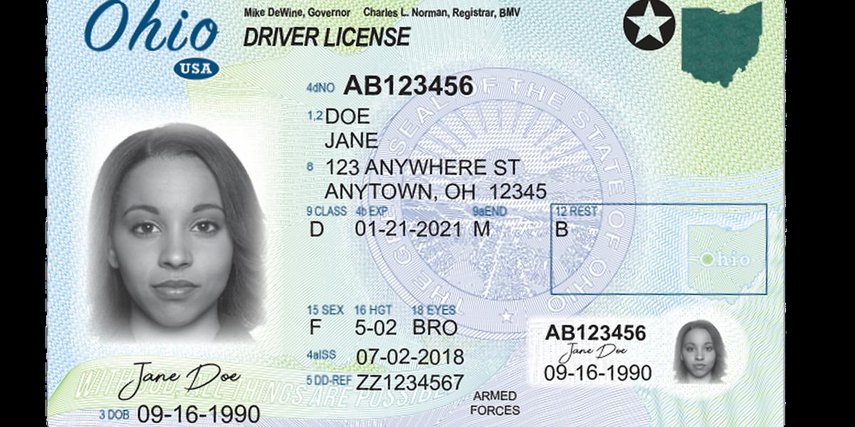 TSA starting to warn travelers in Northeast Ohio they will need the 'Real ID' soon
