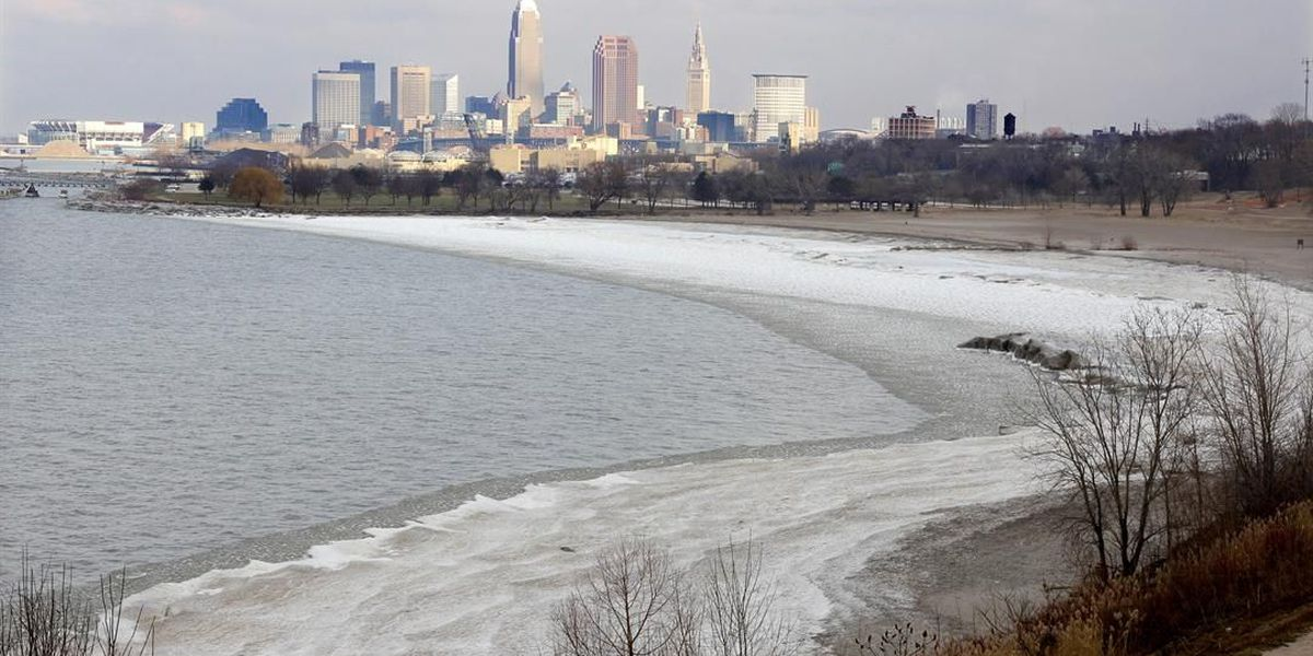 Northeast Ohio weather: Arctic air follows the storm