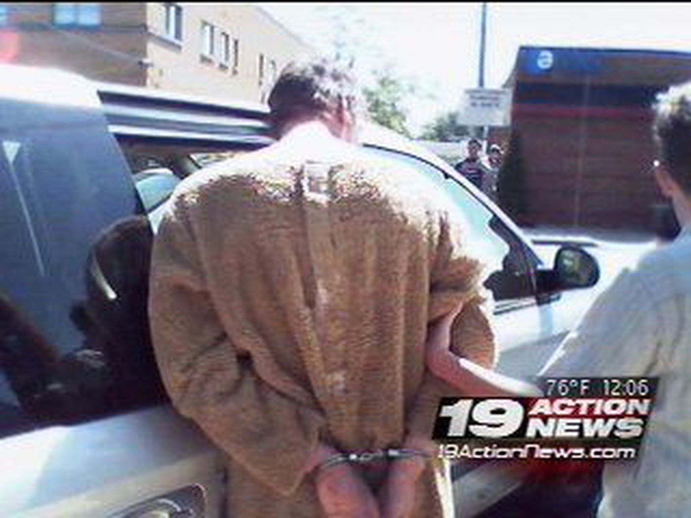 Rape Suspect Arrested While Wearing Lion Costume