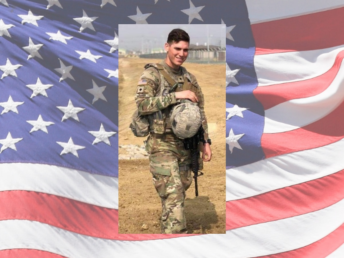 Flags lowered to half-staff for Conneaut soldier killed during military training accident