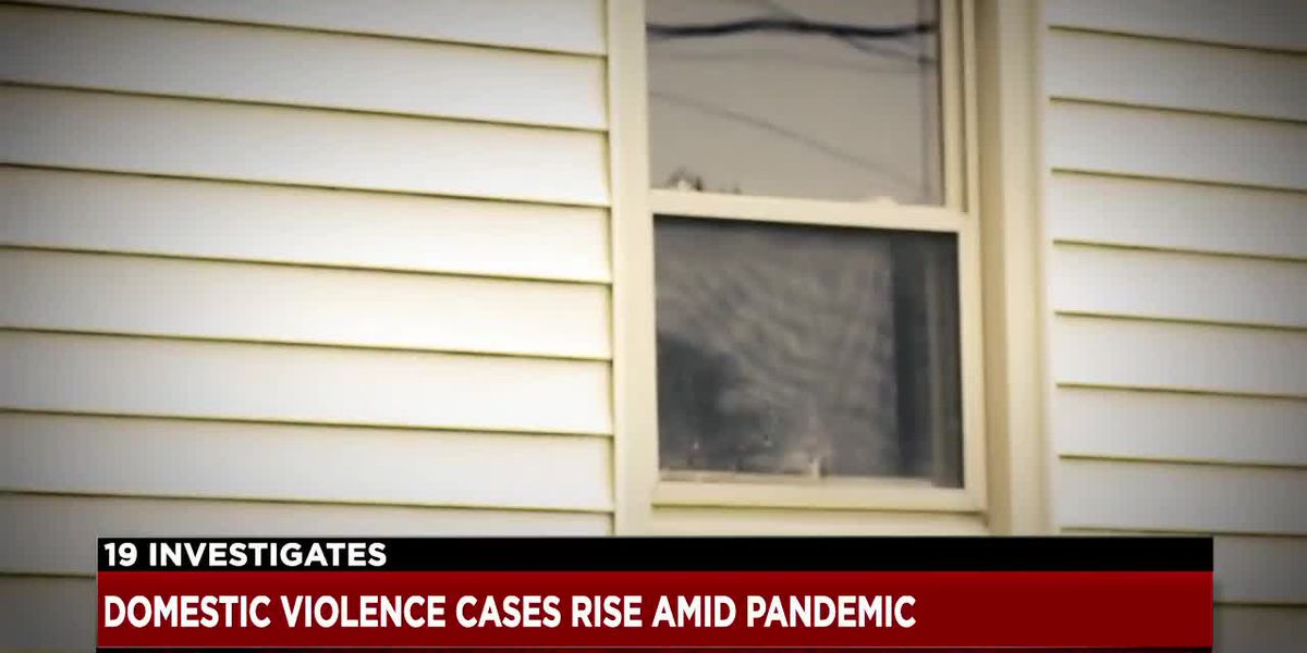 Domestic violence cases up during pandemic, shelters in Ohio say they're open to help