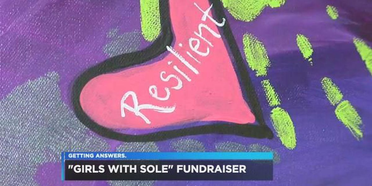 Woman aims to help troubled girls one step (and one marathon) at a time