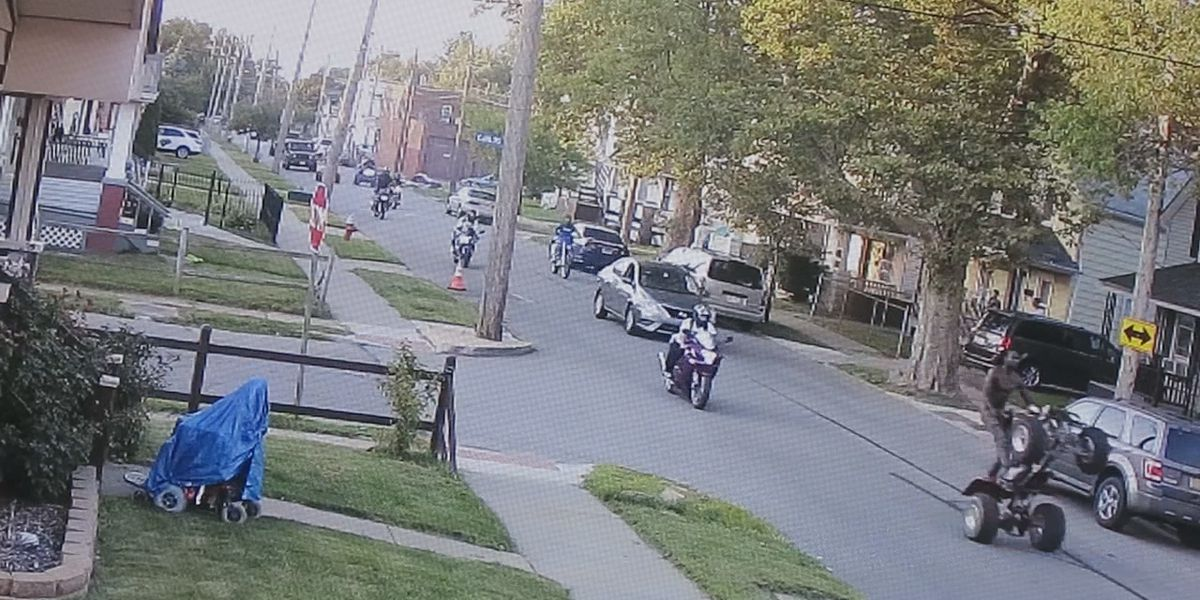 Hundreds of dirt bikes, ATV riders speed through Cleveland's West Side, delaying first responders