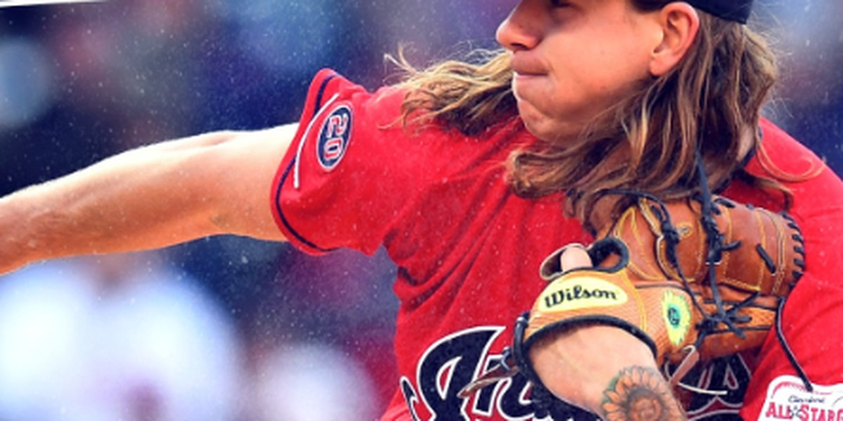 Indians sneak Nicolas Cage into 39 lineup graphics last season without any fans noticing