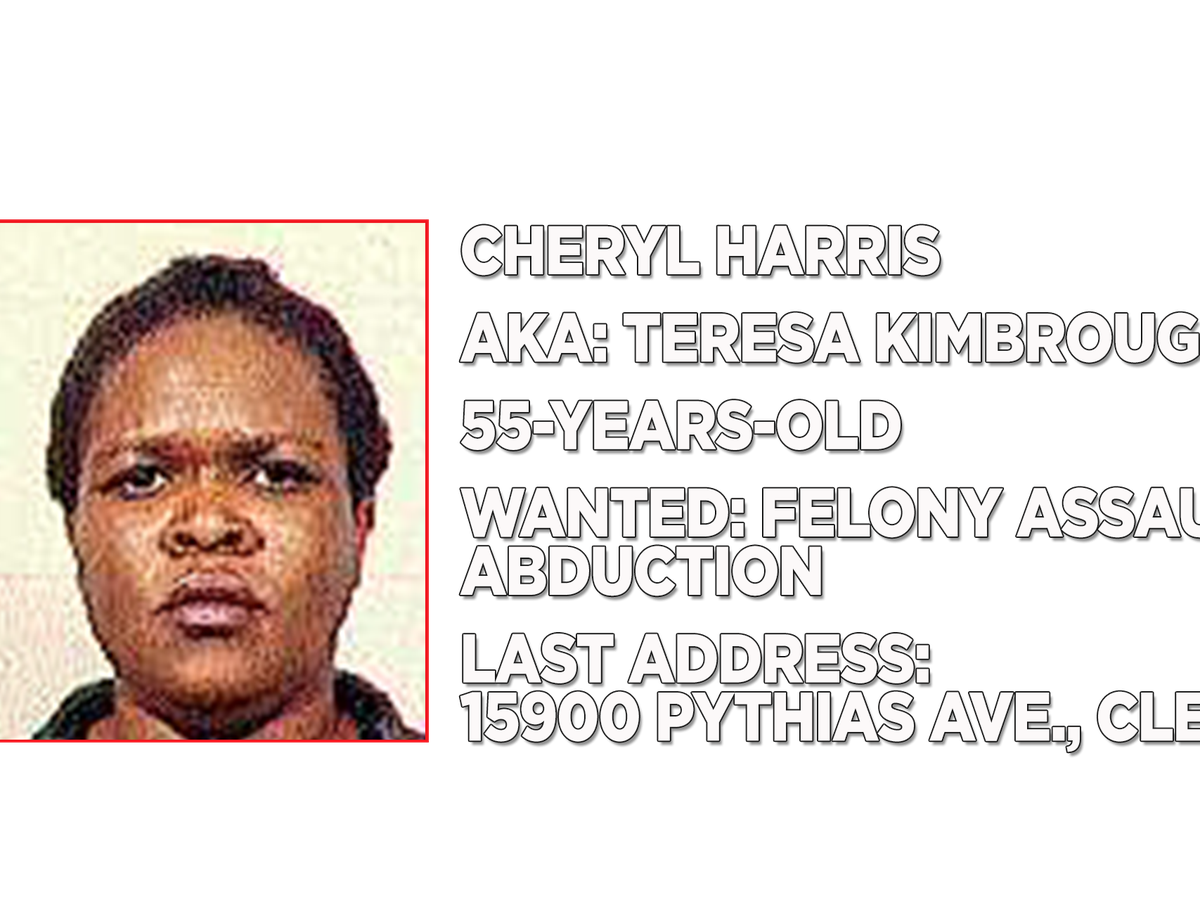 Cleveland woman uses wine bottle in attack, wanted for felony assault
