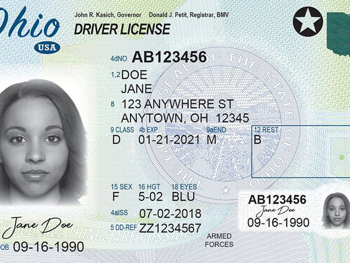 Nearly 9 million Ohio license and ID holders to be added to facial recognition database