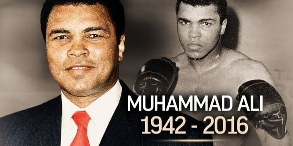 Special tribute to Muhammad Ali at Cleveland mosque