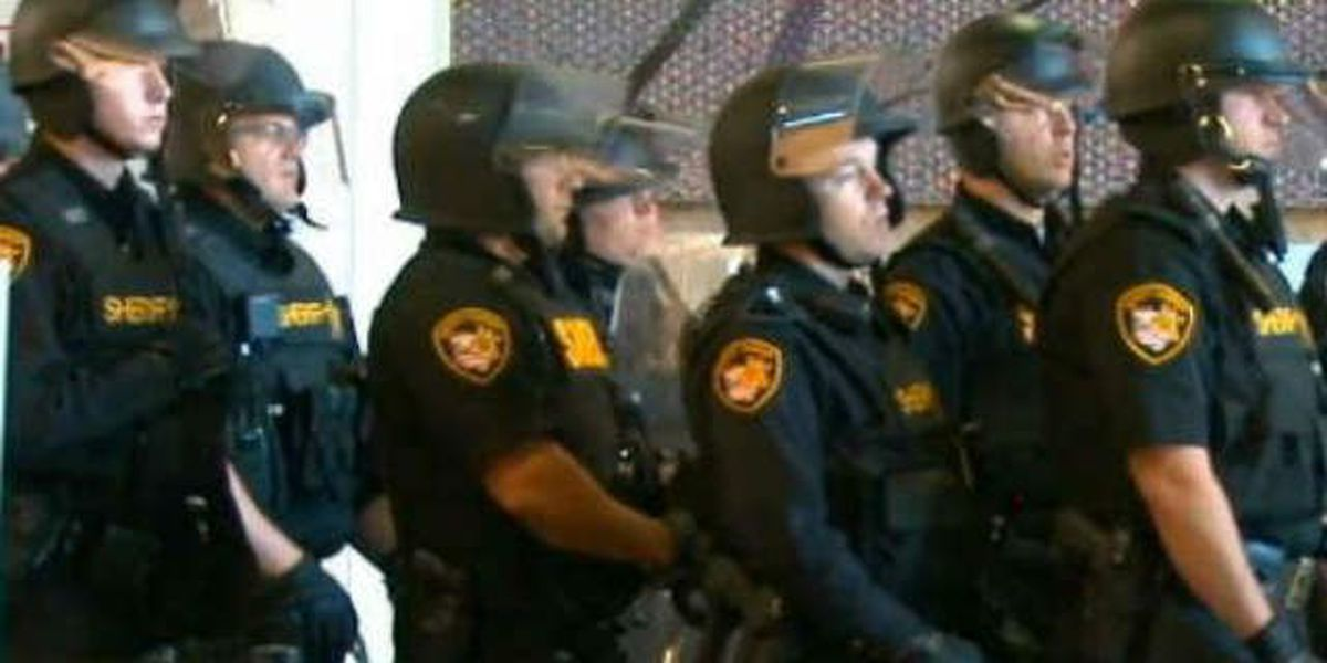 New protester arrest policy in Cleveland
