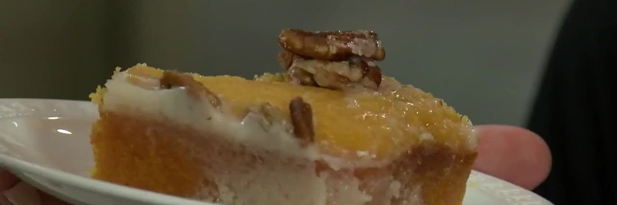 Cleveland Cooks: Sweet potato cinnamon roll cake