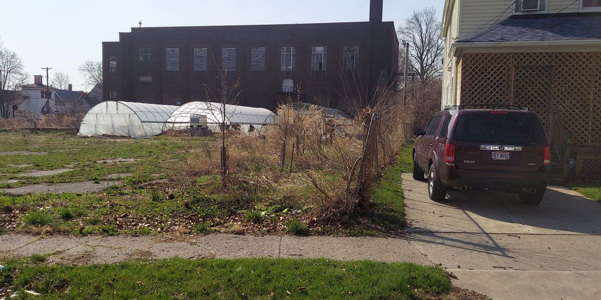 Slow progress in clean up outrages some Cleveland neighbors