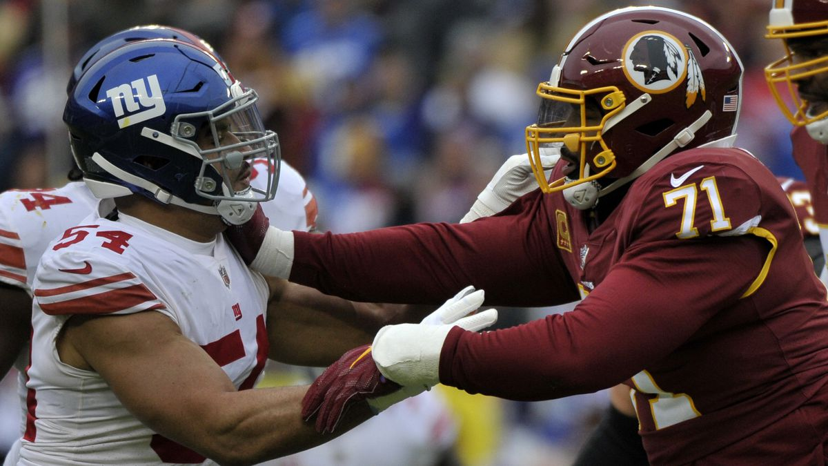 UPDATE: Washington Redskins deny reports of Trent Williams trade to Cleveland Browns