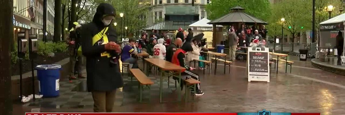 NFL Draft watch parties in Cleveland are just the ticket