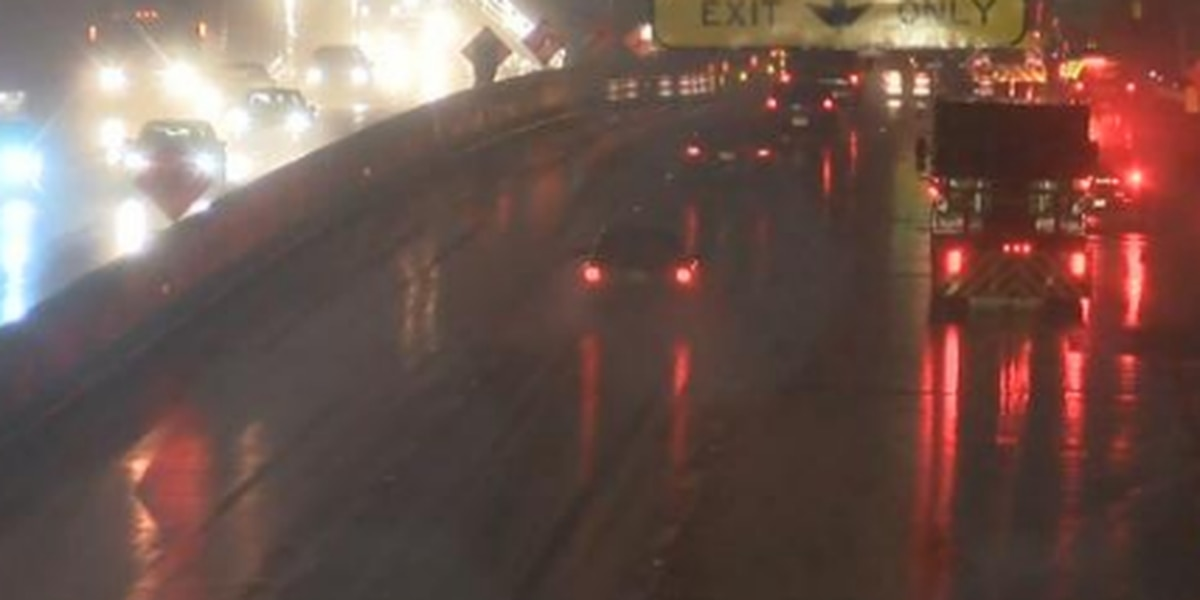 Lanes closed throughout interstates in Northeast Ohio after storm