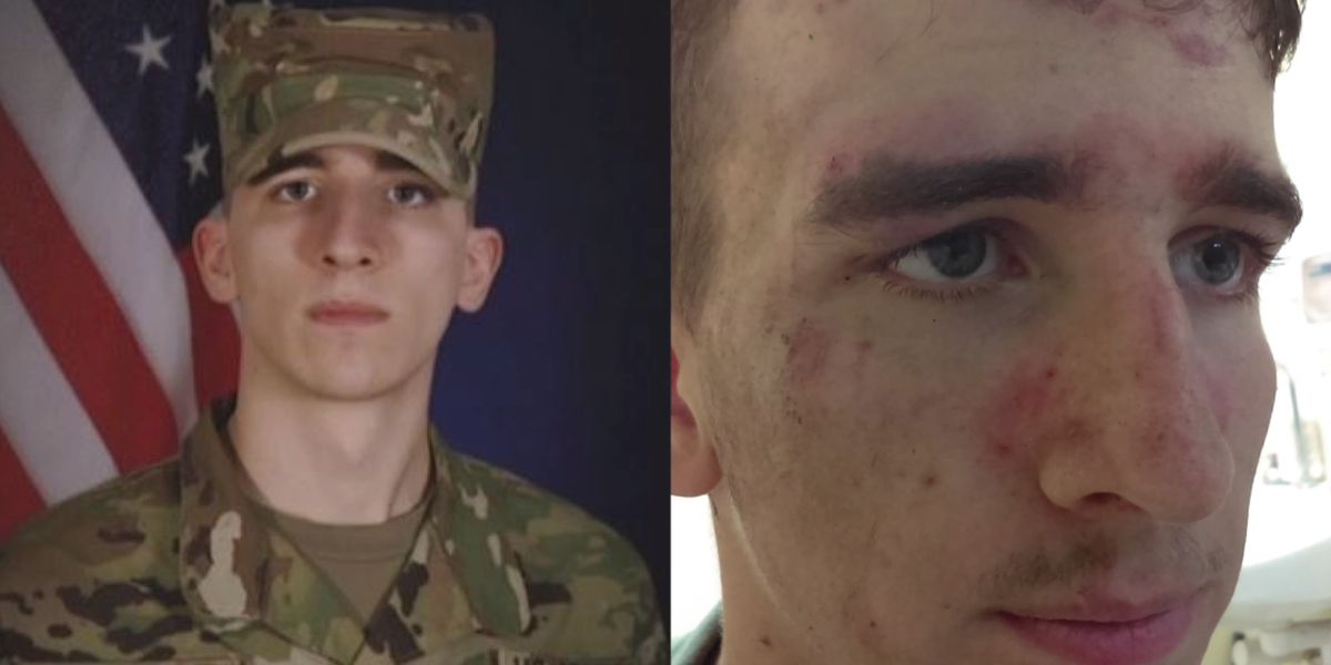 'I thought he was going to kill me': Soldier suffers traumatic brain injury following hazing incident during training