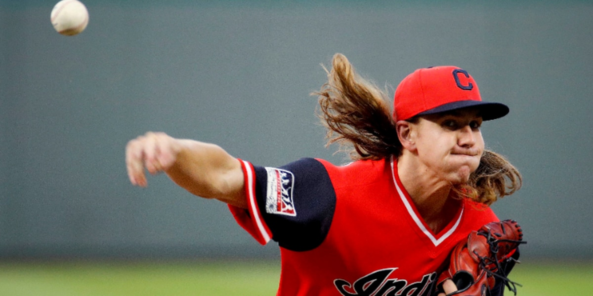 Clevinger strikes out 10 as Indians top Jays 3-1 for sweep