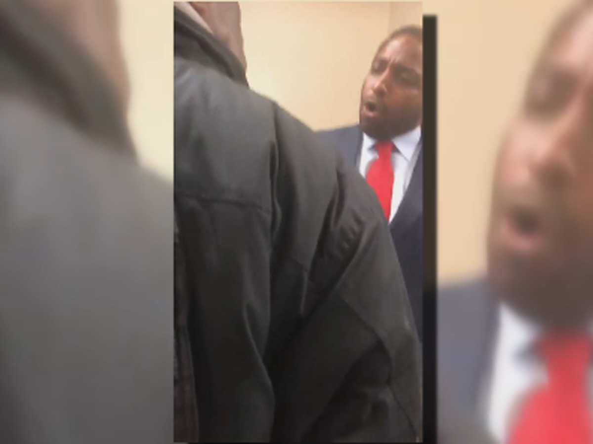 East Cleveland mayor caught on camera during profanity-laced exchange with ex-council president