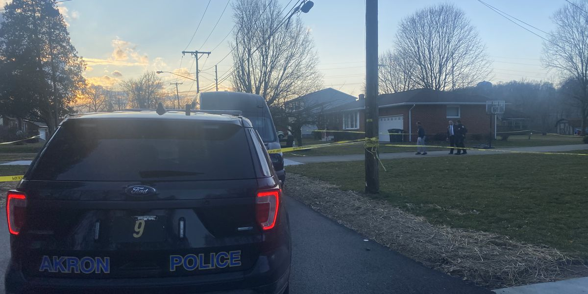 Akron Police investigating after 50-year-old woman stabbed to death