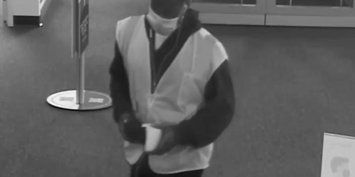FBI searching for Richmond Heights bank robber wearing yellow construction vest