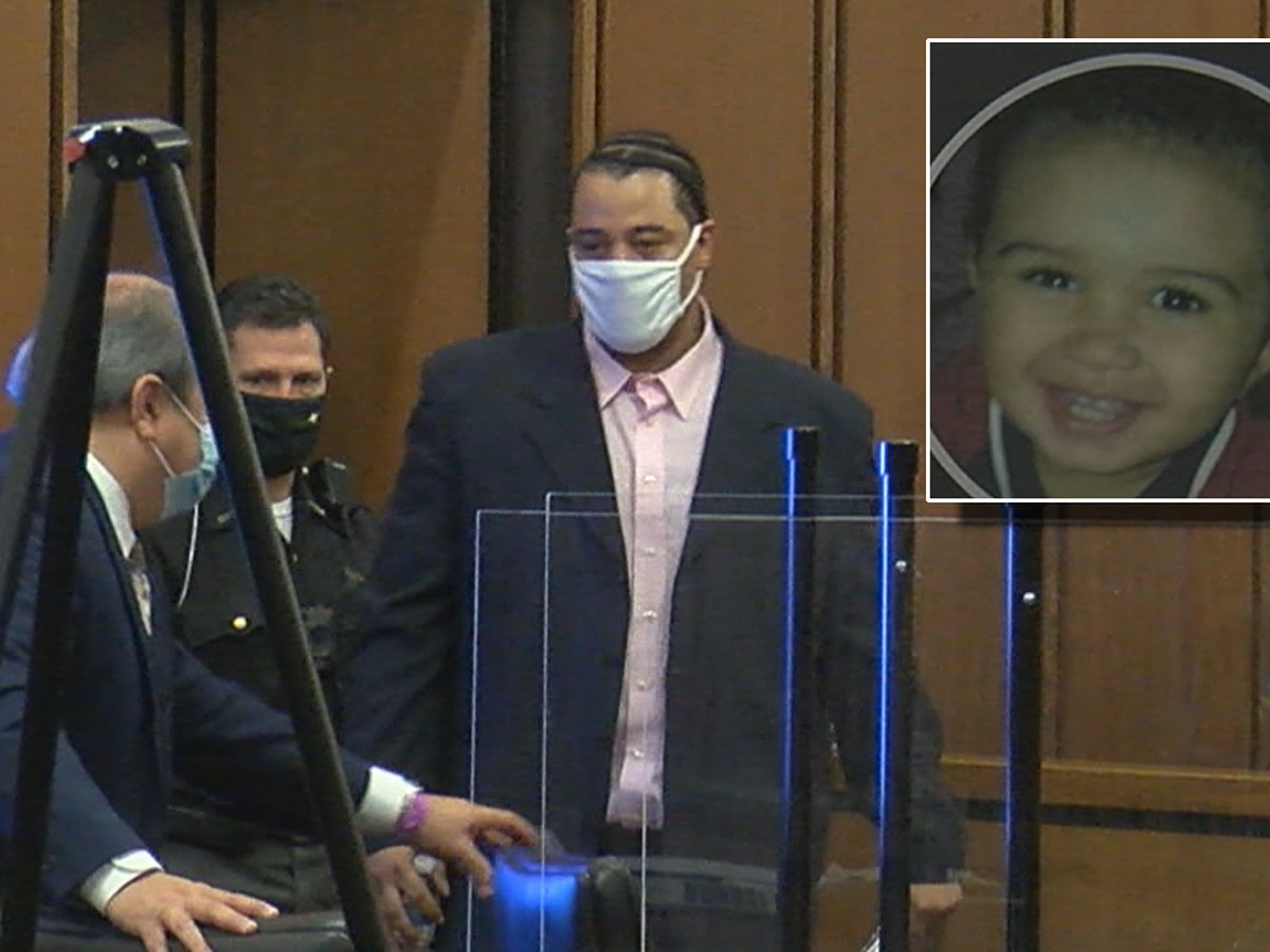 Trial continues for Cleveland man accused of killing 4-year-old; live video