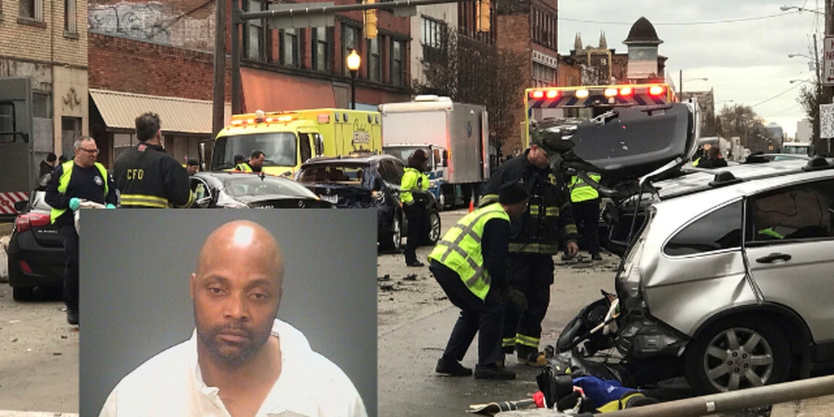 Cleveland driver convicted for 2010 fatal wreck faces new charges in deadly crash just 5 months after prison release