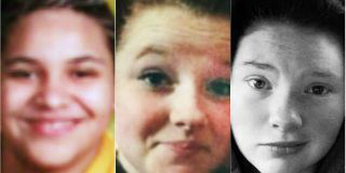 Missing: Authorities searching for 3 Barberton teens