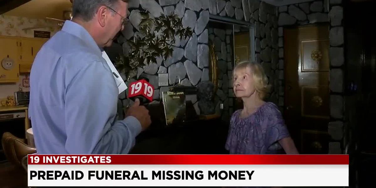 North Olmsted funeral director tries to explain how thousands of dollars vanished under his watch