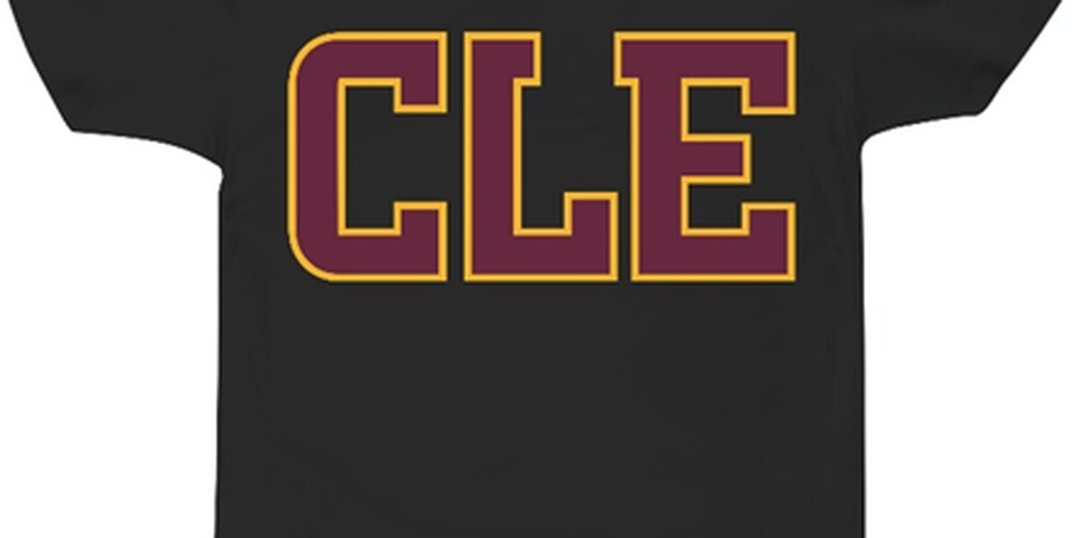 Cleveland Cavaliers not wearing black sleeved jerseys in Game 6 -- you are