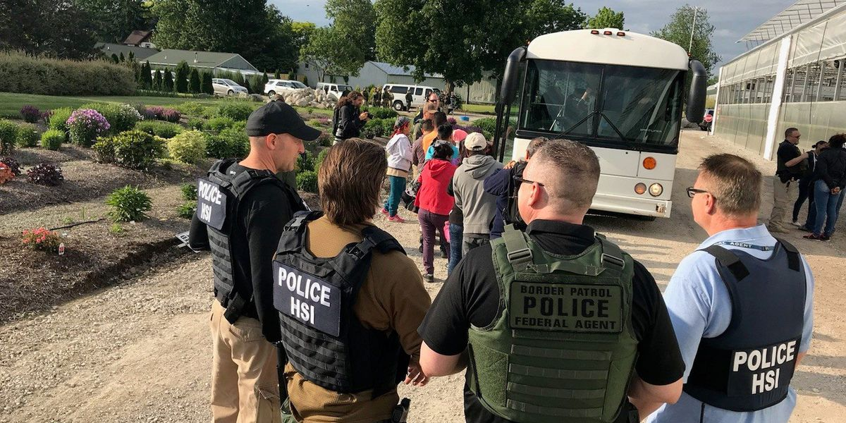 114 workers arrested at garden centers during immigration sting in Sandusky, Ohio area