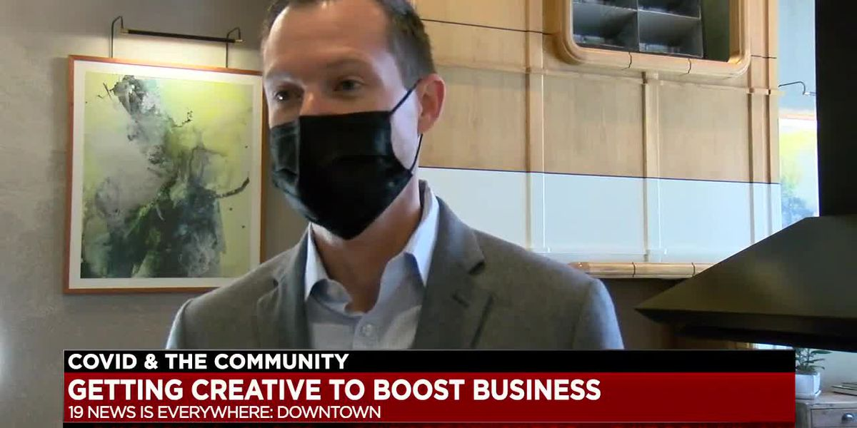 Kimpton Hotel Downtown is getting innovative after suffering losses due to pandemic