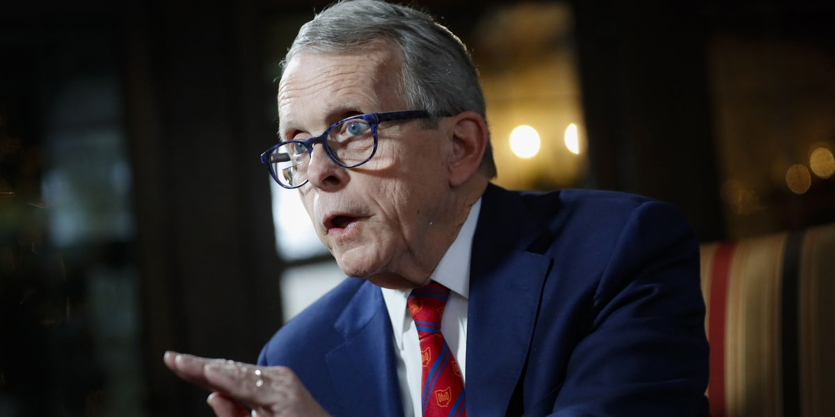Governor DeWine in Cleveland hoping to get people behind his curfew plan
