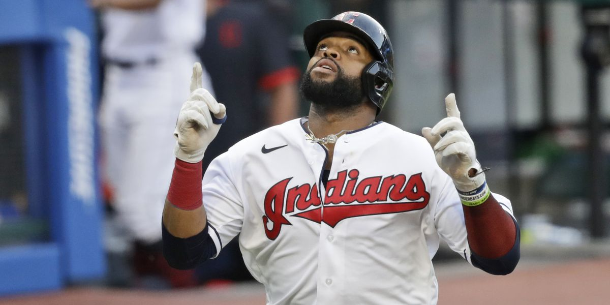 So long, Slamtana: Cleveland Indians decline option on Carlos Santana