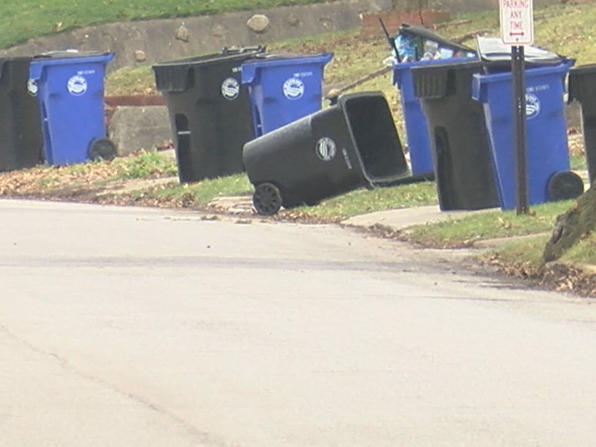 Cleveland makes plans to improve recycling and trash removal service