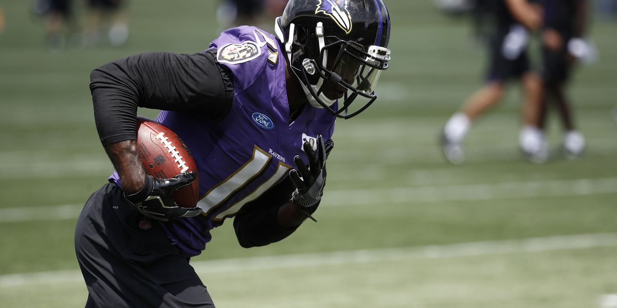 Cleveland Browns will sign wide receiver Breshad Perriman