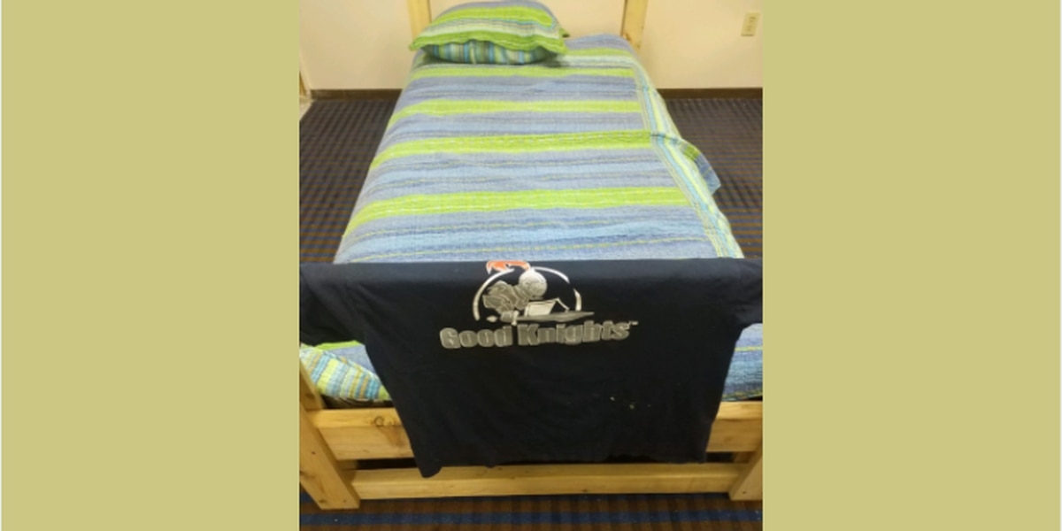 Bed Blitz: Lorain's Good Knights give 100 beds to children in need