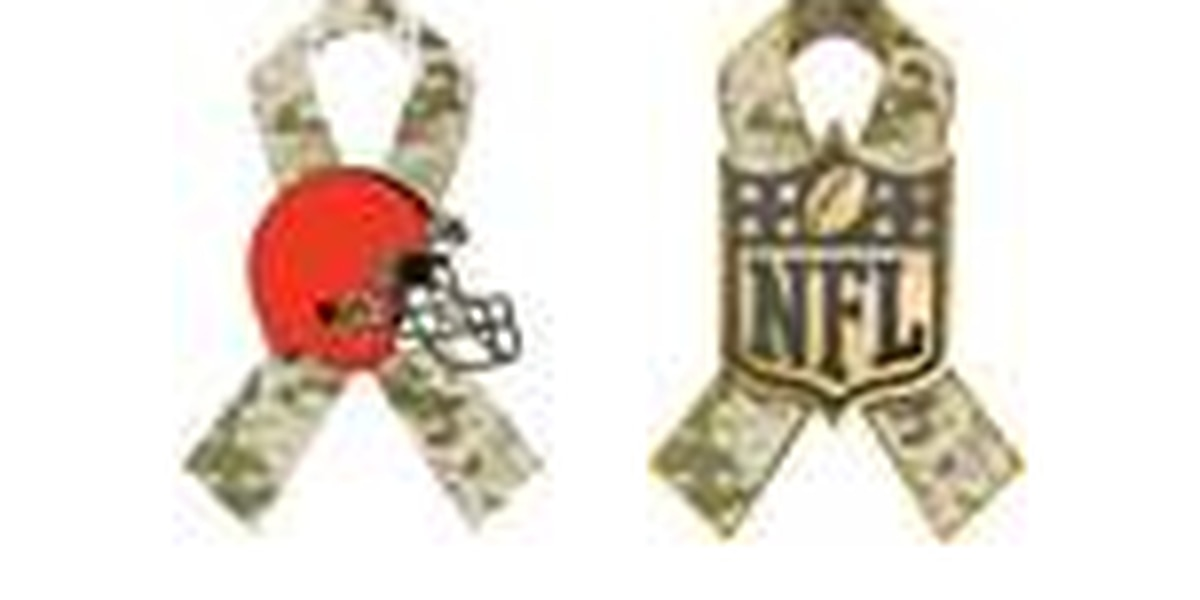 Browns to honor serviceman and servicewomen vs. Cardinals