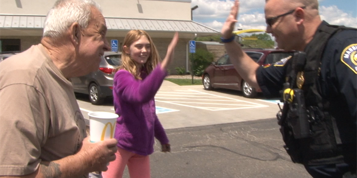 Massillon police trying to improve relationships with the younger generation