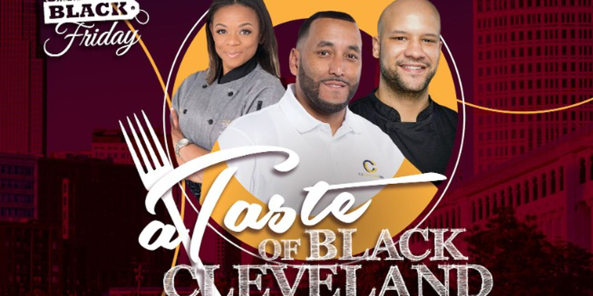 A Taste of Black Cleveland: Restaurant Week 2019 showcasing Cleveland's diverse eateries
