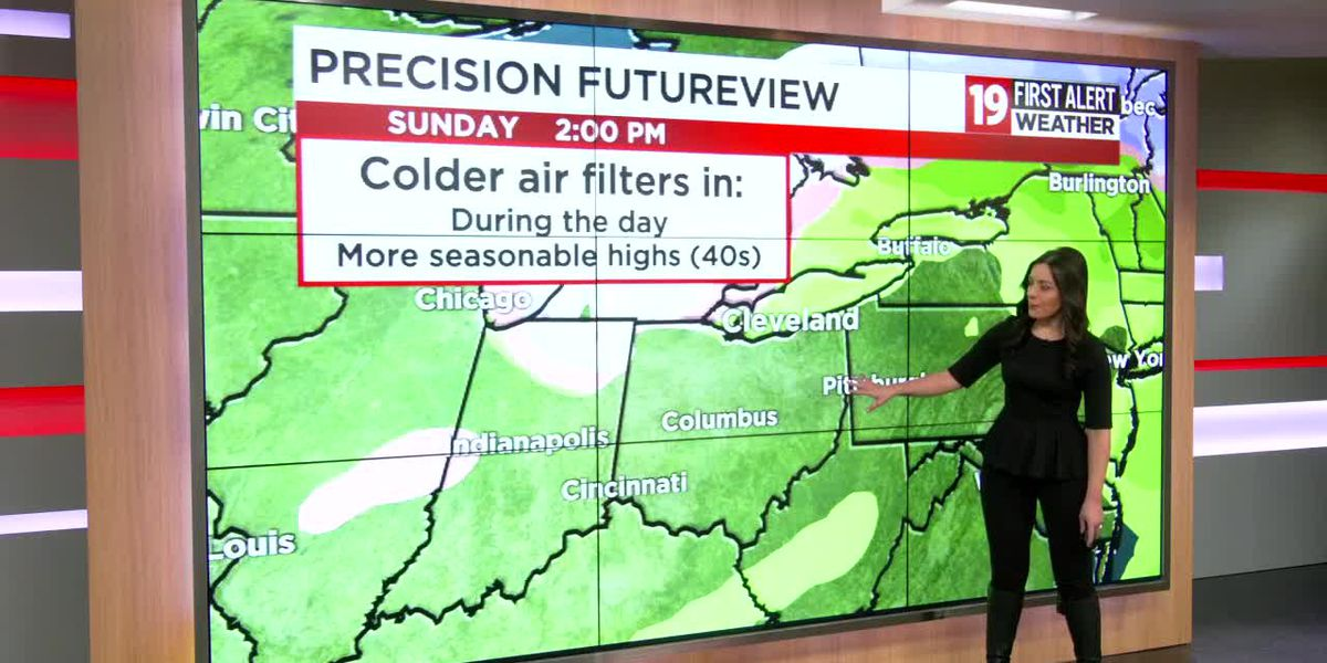 Northeast Ohio weather: Thursday morning cloudiness and fog give way to afternoon sunshine