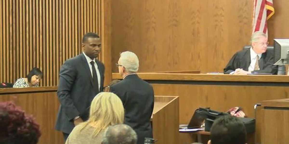 Arraignment for former East Cleveland cop accused of assaulting 2 women during traffic stop