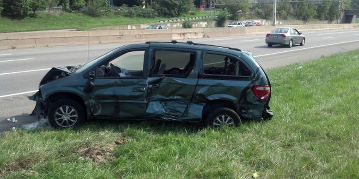 Several people rushed to hospital after accident on I-90
