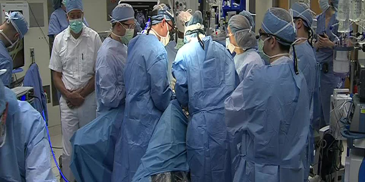 Cleveland Clinic performs first in utero fetal surgery to repair birth defect