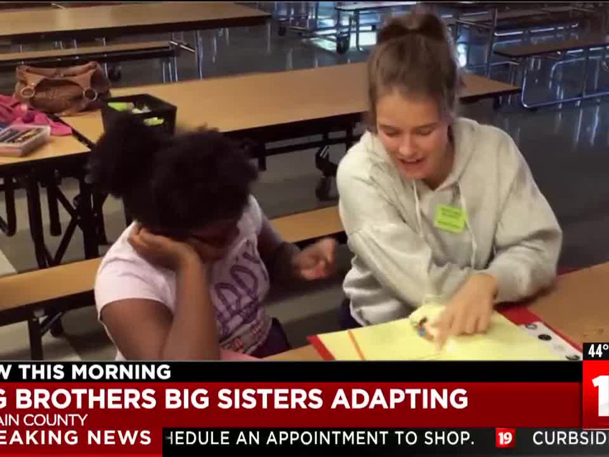 Big Brother Big Sisters of Lorain County adapting to COVID-19 challenges to keep mission going
